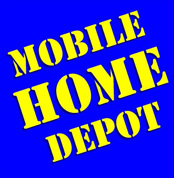 Mobile Home Depot logo